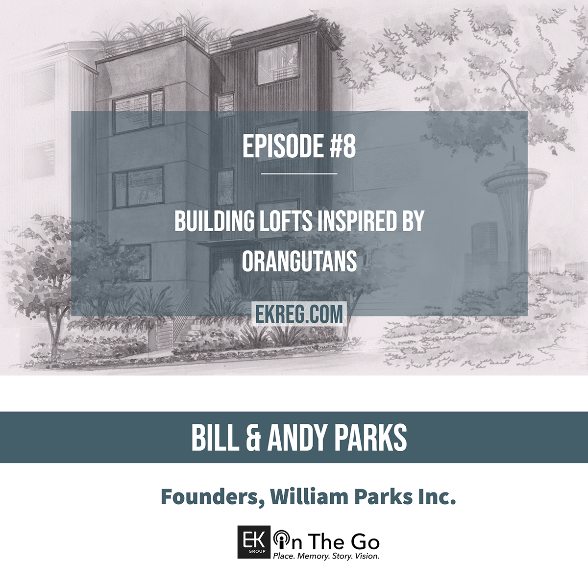 Bill & Andy Parks